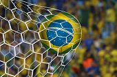 pic of olympic-games  - Amazing Brazilian Goal  - JPG