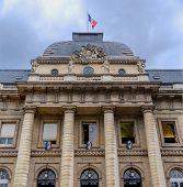Paris Palace Of Justice