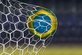 picture of netball  - Amazing Brazilian Goal - JPG