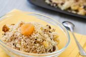 Sweet African Couscous