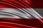Amazing Flag of Austria , Europe