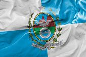 pic of bandeiras  - Amazing flag of the State of Rio de Janeiro  - JPG