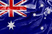 Amazing Flag of Australia, Oceania