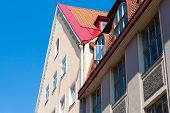 foto of olaf  - Traditional houses of Tallinn - JPG