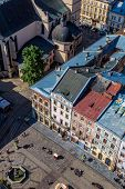 Lviv Bird's-eye View