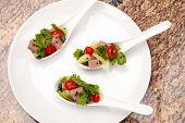 Roast Beef Asian Salad