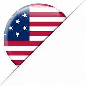 USA Pocket Flag