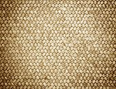 Wicker Wall Background Texture