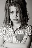 Young Bullied Schoolgirl poster