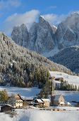 picture of south tyrol  - The church of St - JPG