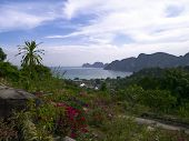 picture of phi phi  - Ko Phi Phi Don is an Island of the Phi Phi archipelago - JPG