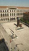 Reina Sofia Museum Square