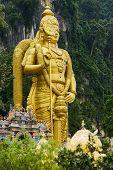 picture of hindu  - Batu caves Hindu temple in Kuala Lumpur - JPG