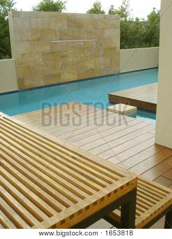 Refreshing Outdoor Pool