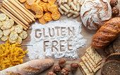 Gluten Free Food poster