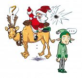 strange Christmas