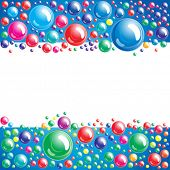 Vector - Bubble background