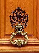 Luxury Doorknocker