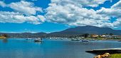 Mount Wellington & The Derwent River Hobart