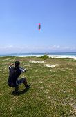 Kitesurfing In Noumea
