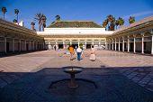 Morocco Bahia Palace Marrakech