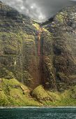 Na Pali Rugged And Beautiful