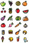 Food,fruits and vegetables 1