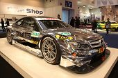 Mercedes-benz Amg Dtm Racing Car