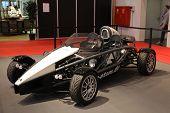 Essen nov 29: Ariel Atom Sportwagen
