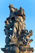 Charles Bridge (prague, Czech Republic).