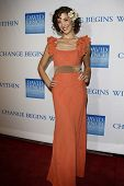 LOS ANGELES, CA - DEC 3: Alexandra Fulton at the 3rd Annual 'Change Begins Within' Benefit Celebrati