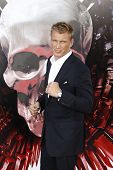LOS ANGELES - AUG 3: Dolph Lundgren at the Screening of 'The Expendables' held at Grauman's Chinese