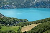 Beautifull Alpine Lake
