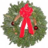 Handmade Evergreen Wreath