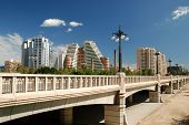 Bridge In Valencia, Spain