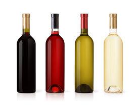 image of wine-glass  - Set of white - JPG