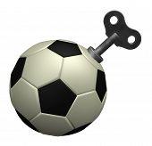 Wind Up Soccer