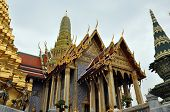 stunning temple in Bangkok