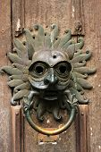 Door Knocker of Cathedral