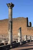 Corinthian columns