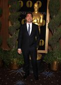 LOS ANGELES - FEB 7:  JAVIER BARDEM arrives to the 83rd Academy Awards Nominees Luncheon  on Feb 7, 2011 in Beverly Hills, CA