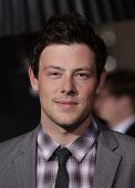 LOS ANGELES - DEC 05:  CORY MONTEITH arriving to