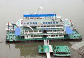 Boats On The Yangtze River