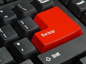 Backup-Schlüssel