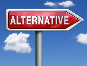 alternative choice choose different option strategy plan b