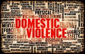 stock photo of humiliation  - Domestic Violence and Abuse as a Abstract - JPG