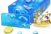 Blue Soft Soap