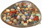 Multi-colored Stones