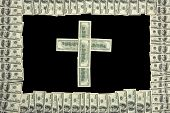 Money cross