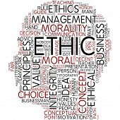 foto of ethics  - Info - JPG